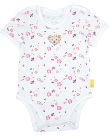 Steiff Body Langarm BUGS LIFE Baby Girls bright white 2111434-1000