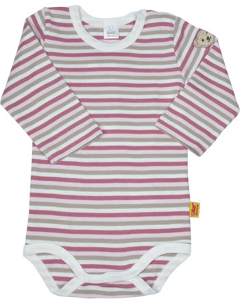 Steiff Baby bodysuit ESSENTIALS barely pink 6845043-2560