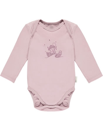 Steiff Body pour bébé mances longues RAINDROPS BABY ORGANIC zephyr 2022503-3025