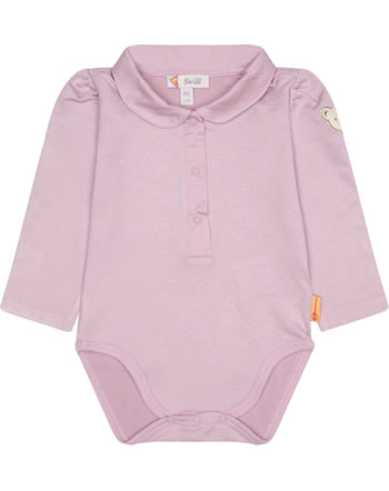 Steiff Body Langarm SPECIAL DAY Baby Girls pale mauve 2124408-3001