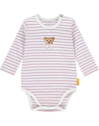 Steiff Body Langarm SWEET HEART Baby Girls pink nectar 2121426-3035