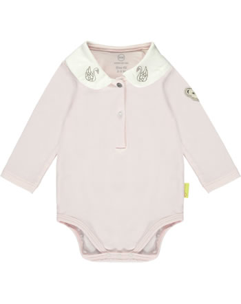Steiff Bodysuit long sleeve FAIRYTALE cloud dancer barely pink 2023412-2560