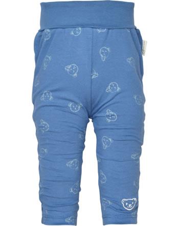 Steiff Bund-Hose BABY GOTS UNISEX coronet blue 2112512-6048