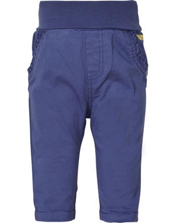 Steiff Pants PONYFUL BUGS LIFE Baby Girls deep cobalt 2111406-6062