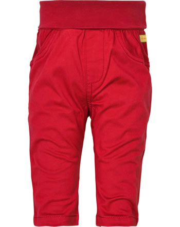Steiff Pants FISH AND SHIP Baby Boys true red 2112309-4015