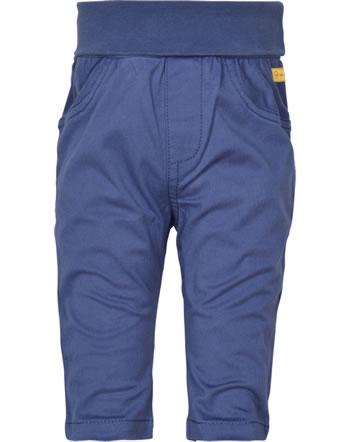 Steiff Pants HIGH FIVE Baby Boys deep cobalt 2111305-6062