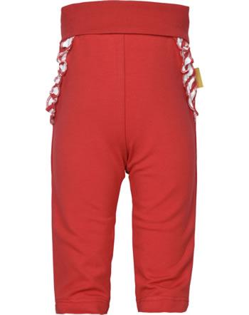 Steiff Pants MARINE AIR Baby Girls true red 2112414-4015