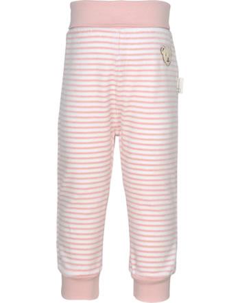 Steiff Bund-Hose ORGANIC JUST DOTS BABY Girl silver pink 2122517-3015