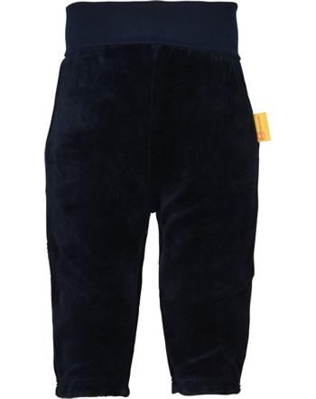 Steiff Bund-Hose Velours BASIC steiff navy 0021222-3032