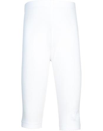 Steiff Capri leggings HELLO SUMMER Mini Girls bright white 2113213-1000