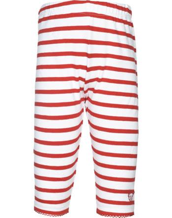 Steiff Capri leggings MARINE AIR Mini Girls true red 2112217-4015