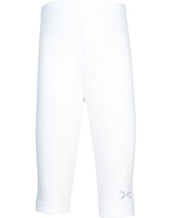 Steiff Capri-Leggings SPECIAL DAY bright white 2014408-1000