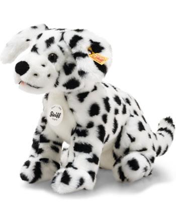 Steiff Dalmatiner Lupi 26 cm weiß/schwarz sitzend 076916