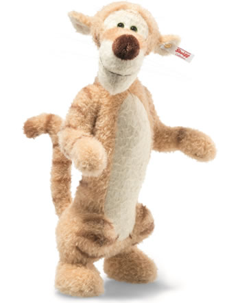Steiff Disney Christopher Robin Tigger 36 cm Mohair rotblond stehend 355639