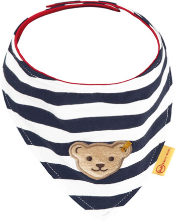 Steiff Dreieckstuch BEAR TO SCHOOL steiff navy 2021333-3032