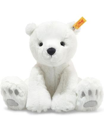 Steiff ours polaire Lasse 28 cm blanc assis 062636
