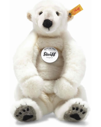 Steiff Eisbär Nanouk 33 cm weiß 062605