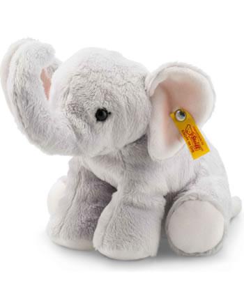 Steiff Elefant Benny 20 cm grau sitzend 084096