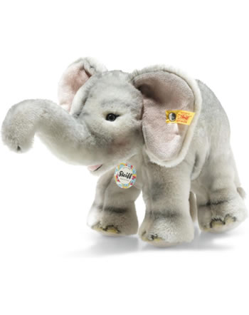 Steiff Elefant Ellfie 28 cm grau stehend 064975