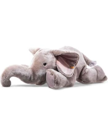 Steiff Elefant Trampili 85 cm grau liegend 064890