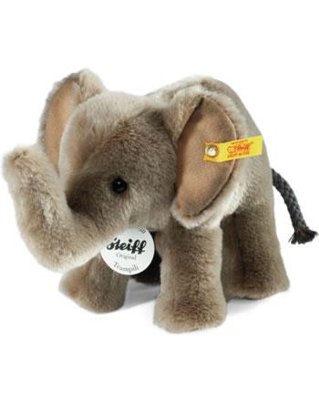 Steiff éléphant Trampili gris debout 18 cm 064487