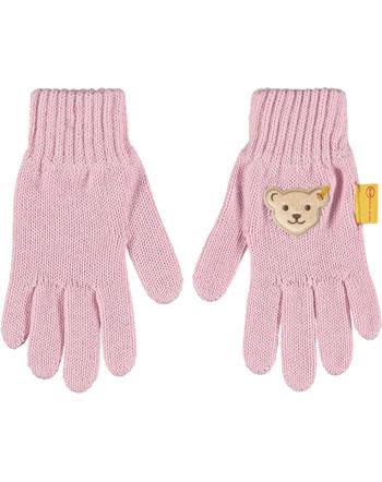 Steiff Fingerhandschuhe SWEET HEART Mini Girls pink nectar 2121232-3035