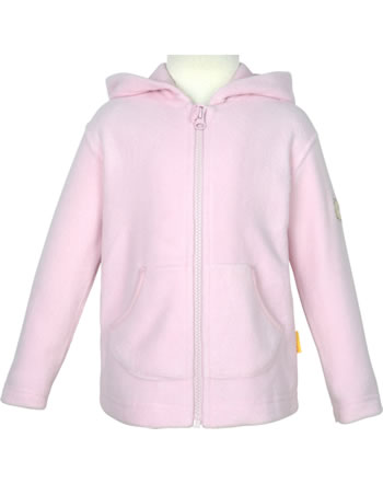 Steiff Fleece Jacket with hood BASIC ballerina 0021109-3005