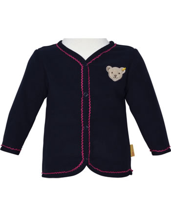 Steiff Fleece-Jacke PONYFUL Baby Girls steiff navy 2022411-3032