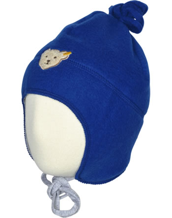 Steiff Fleece hat Mini Basic OUTDOOR sodalithe blue 6843800-3136