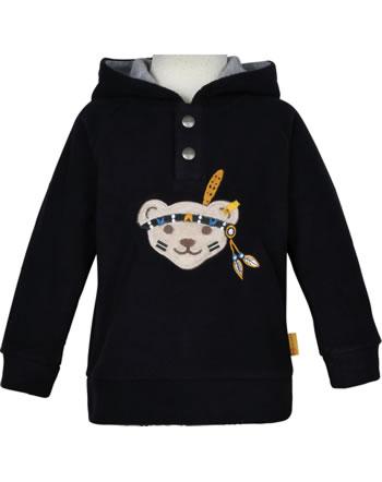 Steiff Fleece Sweatshirt INDI BEAR Mini Boys steiff navy 2022128-3032