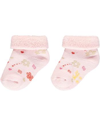 Steiff Baby socks Teddy GOTS almond blossom 2111608-3027