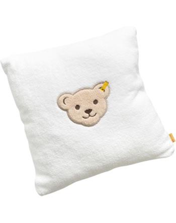 Steiff Pillow towelling BASIC bright white 000021314-1000
