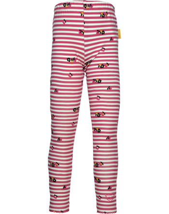 Steiff Leggings PONYFUL carmine 2022230-70462