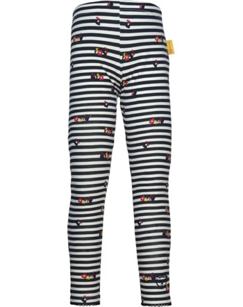Steiff Leggings PONYFUL steiff navy 2022230-3032