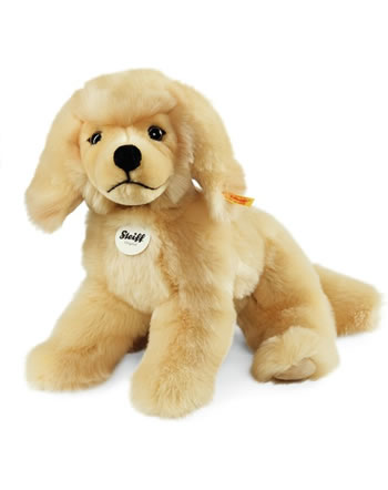 Steiff Golden Retriever Lenni blond couché 28 cm 076961