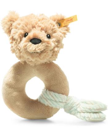 Steiff Greifling / Rassel Teddybär Jimmy 14 cm beige 242298