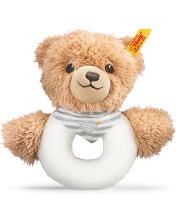 Steiff poignée jouet ours dormez bien gris 12 cm 239939