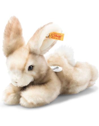 Steiff Rabbit Schnucki 24 cm beige lying 079986