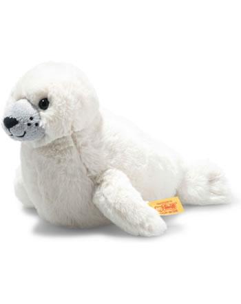 Steiff Howler Aro 20 cm white lying 063886