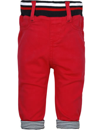 Steiff Hose BEAR CREW tango red 2012109-4008
