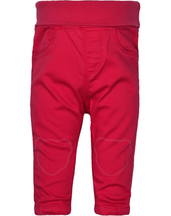 Steiff Pants BEAR TO SCHOOL tango red 2021310-4008
