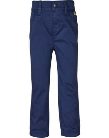 Steiff Trousers FISH AND SHIP Mini Boys deep cobalt 2112106-6062