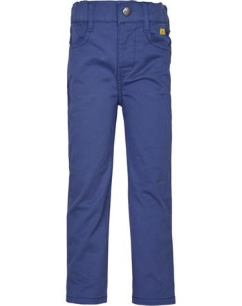 Steiff Trousers HIGH FIVE Mini Boys deep cobalt 2111110-6062