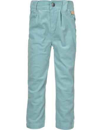 Steiff Hose Velour SWEET HEART Mini Girls adriatic blue 2121209-6045