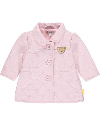 Steiff Jacket with hood HELLO SUMMER Baby Girls pink lady 2113414-3033