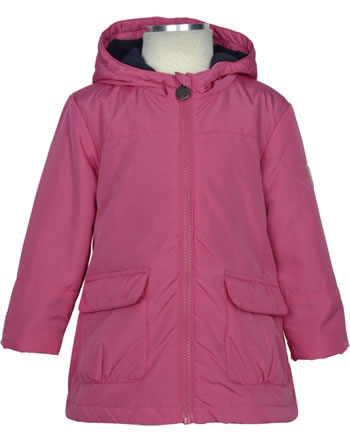 Steiff Jacket with hood HEARTBEAT fruit dove 2011306-2203