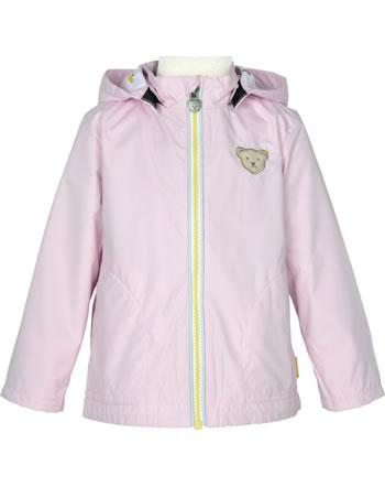 Steiff Jacke mit Kapuze HELLO SUMMER Mini Girls pink lady 2113207-3033