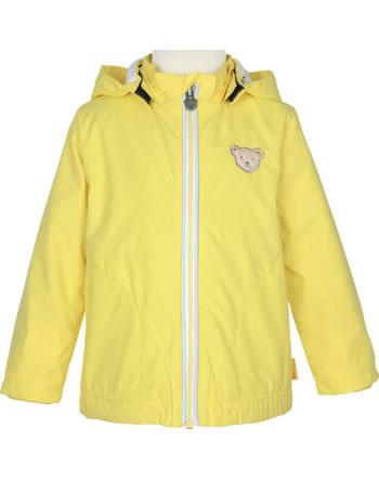 Steiff Jacke mit Kapuze HELLO SUMMER Mini Girls yellow cream 2113207-2005
