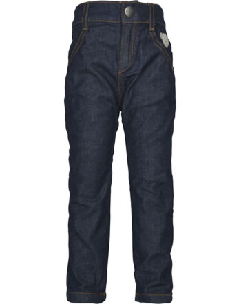 Steiff Pantalon Jeans BLUE STRIPE estate blue 1922521-6016