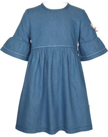 Steiff Jeans Dress HEARTBEAT colony blue 2011316-6052